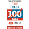 Sunday Times top track 2020